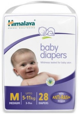 Himalaya Himalaya Baby Pants Diaper M 28 - M(28 Pieces)