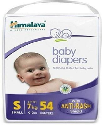 Himalaya Himalaya Baby Diapers SMALL 54 pieces - S (54 Pieces) Himalaya - S(1 Pieces)