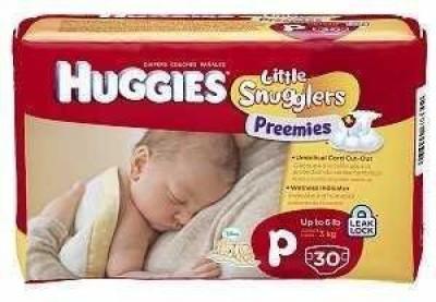 Huggies Supreme Little Snugglers - Small