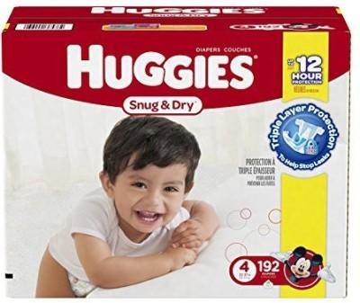 Huggies Snug and Dry Diapers - Medium