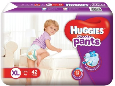 HUGGIES WONDER PANTS - EXTRA LARGE(42 Pieces)