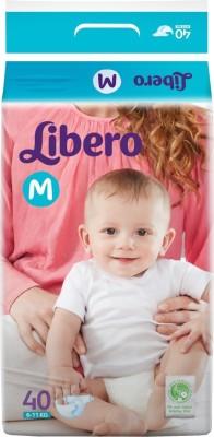Khareedi Libero Open Diapers - Medium
