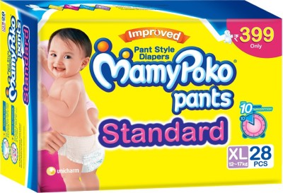 Mamy Poko Pants Standard - XL(28 Pieces)