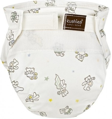 Kushies Ultra All-in-One Diaper Bear Print - Toddler