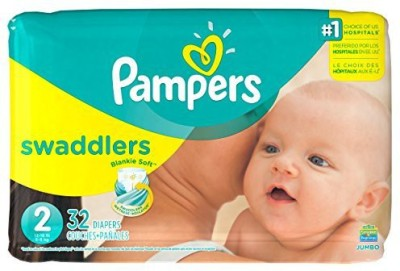 Pampers Swaddlers Diapers - Small