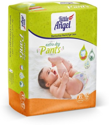 Little Angel Little Angel Extra Dry Pants - XL(42 Pieces)