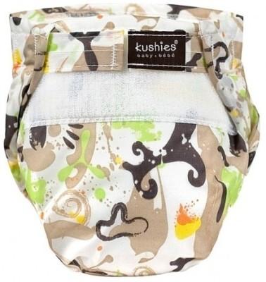 Kushies Ultra-Lite Diaper Milky Latte - Toddler