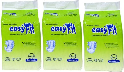 Easyfit Disposable Adult Diapers - large