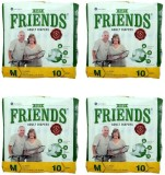 Friends Easy Adult Diapers 4 Packs of 10...
