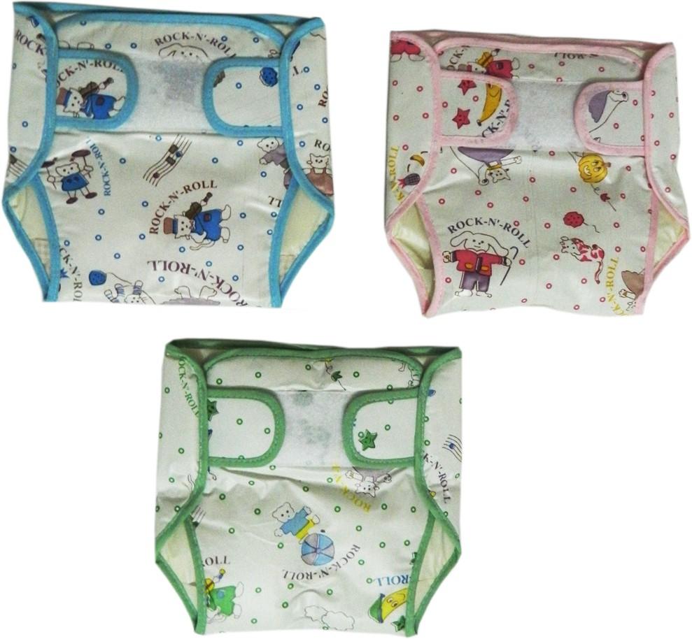1e786a1daa5 Crack4Deal Diaper with Pad Figure print - Medium(3 Pieces)
