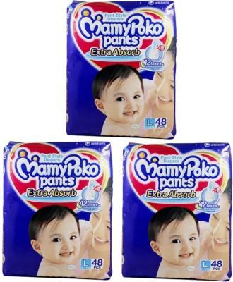 Mamy Poko Extra Absorb - L(3 Pieces)