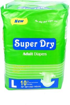 Super Dry Adult Diaper L - 40