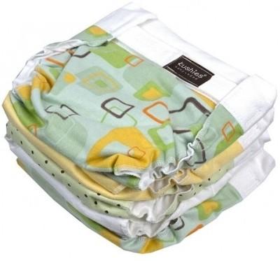 Kushies Classic Diaper 5 Pack Print - Toddler