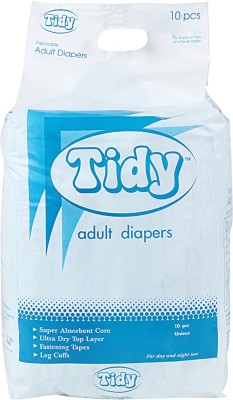 Tidy Adult Diaper - XL