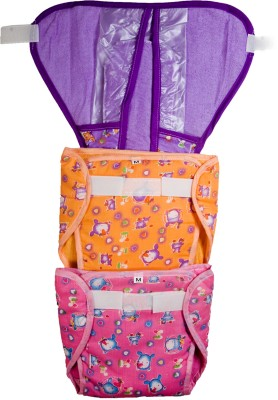 Love Baby 534 Pocket Diaper Combo - Large
