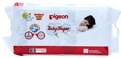 Pigeon Baby Diapers (Small) 46 pieces (09181) - Small
