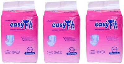Easyfit Disposable Adult Diapers - Extra Large