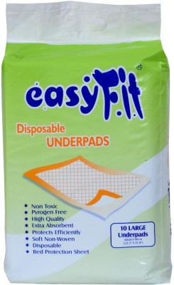 Easyfit Disposable Underpads - large