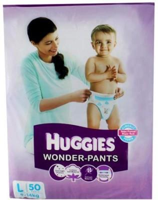 Huggies Size Wonder Pants - Large