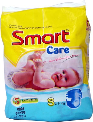 Smart Care diaper type - S(5 Pieces)