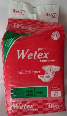 Wetex Large (101-139 cm)-10 Pieces - L(10 Pieces)
