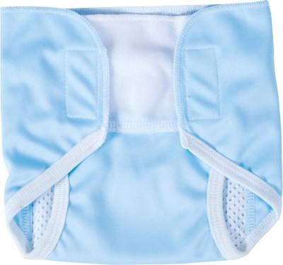 Tollyjoy Newborn Diaper Pant~Blue - Medium
