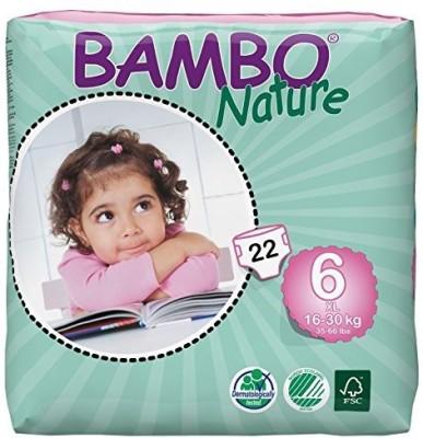 Bambo Nature Premium Baby Diapers - X-Large