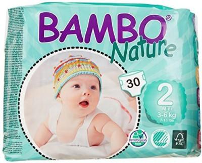 Bambo Nature Premium Baby Diapers - Small