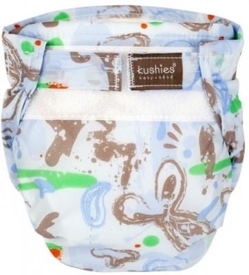 Kushies Ultra-Lite Diaper Milky Blue - Toddler