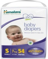 Himalaya Baby Diapers Small - Small(54 Pieces)