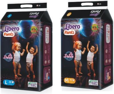 Libero Pants - Large, Medium