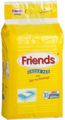 Friends Under Pads - L(10 Pieces)
