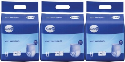 Kare In Adult Diaper Pants - Large