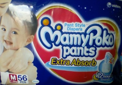 Mamy Poko Pants Extra Absorb - Medium