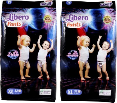 Libero Baby Diaper - XL(2 Pieces)