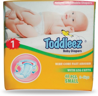 Toddleez Baby Diaper - Small
