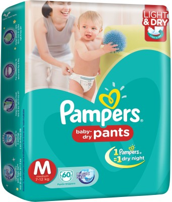 Pampers Pants Diaper Medium Size