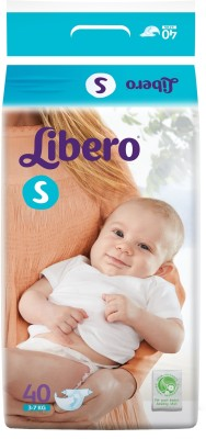Libero Open Diapers - Small