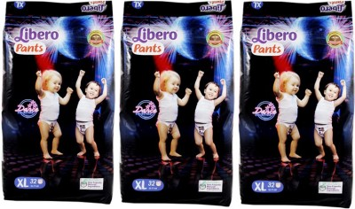 Libero Baby Diaper - XL(3 Pieces)