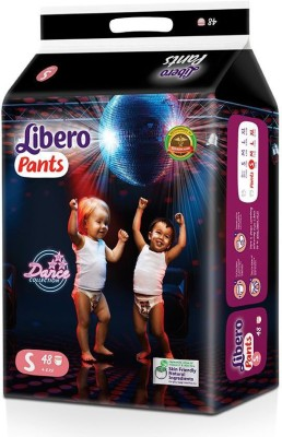 Libero Small diaper - Small 48 Pieces