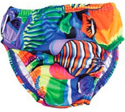 FINIS Swim Diaper Tropical Fish? - Large