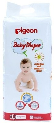 Pigeon Baby Diapers (Medium) 34 pieces (09183) - Large