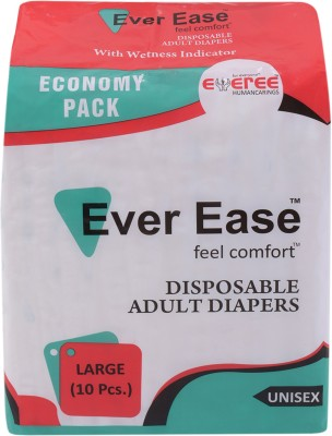 Ever Ease Ever Ease Adult Diapers 10 - Large