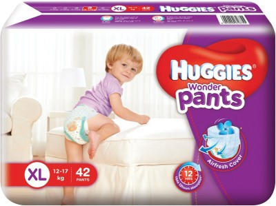 Huggies Wonder Pants - XL(42 Pieces)