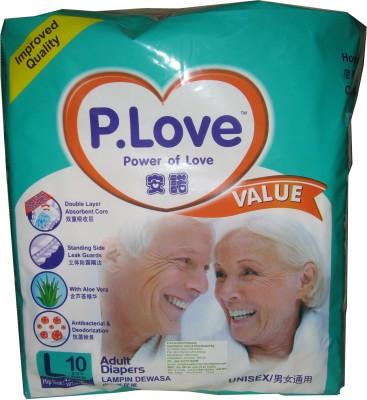 P-Love Adult Diaper - Large