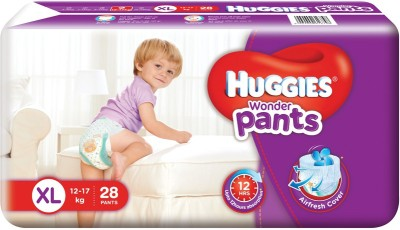 Huggies Wonder Pants - XL(28 Pieces)