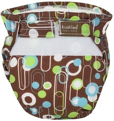Kushies Ultra-Lite Diaper Falling Brown - Infant