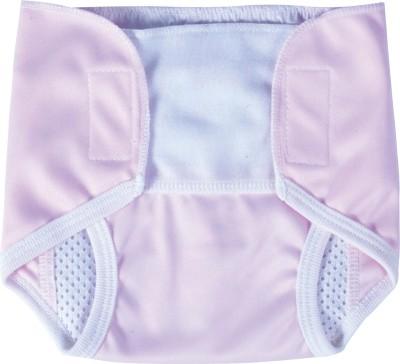 Tollyjoy Newborn Diaper Pant~Pink - Medium