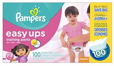 Pampers Easy Ups Training Pants Diapers - Small