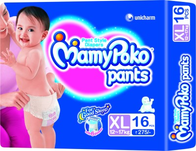 Mamy Poko Pant Style Diaper - Extra Large